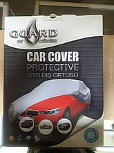 Тент,чохол для автомобіля Фіат Добло Fiat Doblo Guard ХXXL Модельний Сірий