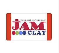 Полимерная глина Jam Clay Красная клюква 20 грамм 1 шт