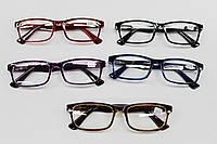 Очки для зрения +1+3 с флексами в чехле, фото 1