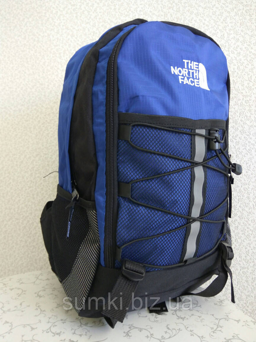 Рюкзаки The North Face 20 L ярко синие