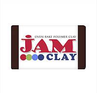 Полимерная глина Jam Clay Темный шоколад 20 грамм 1 шт