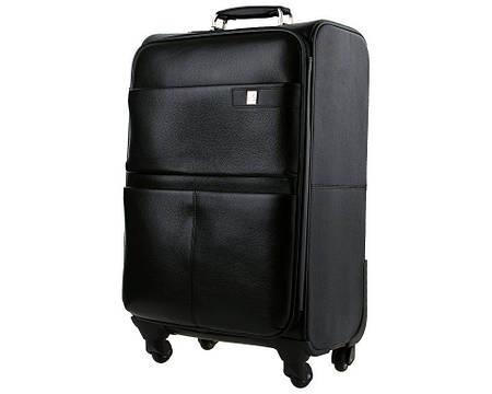Кожаный чемодан Luxon 876909-20