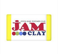 Полимерная глина Jam Clay Желтый лимон 20 грамм 1 шт