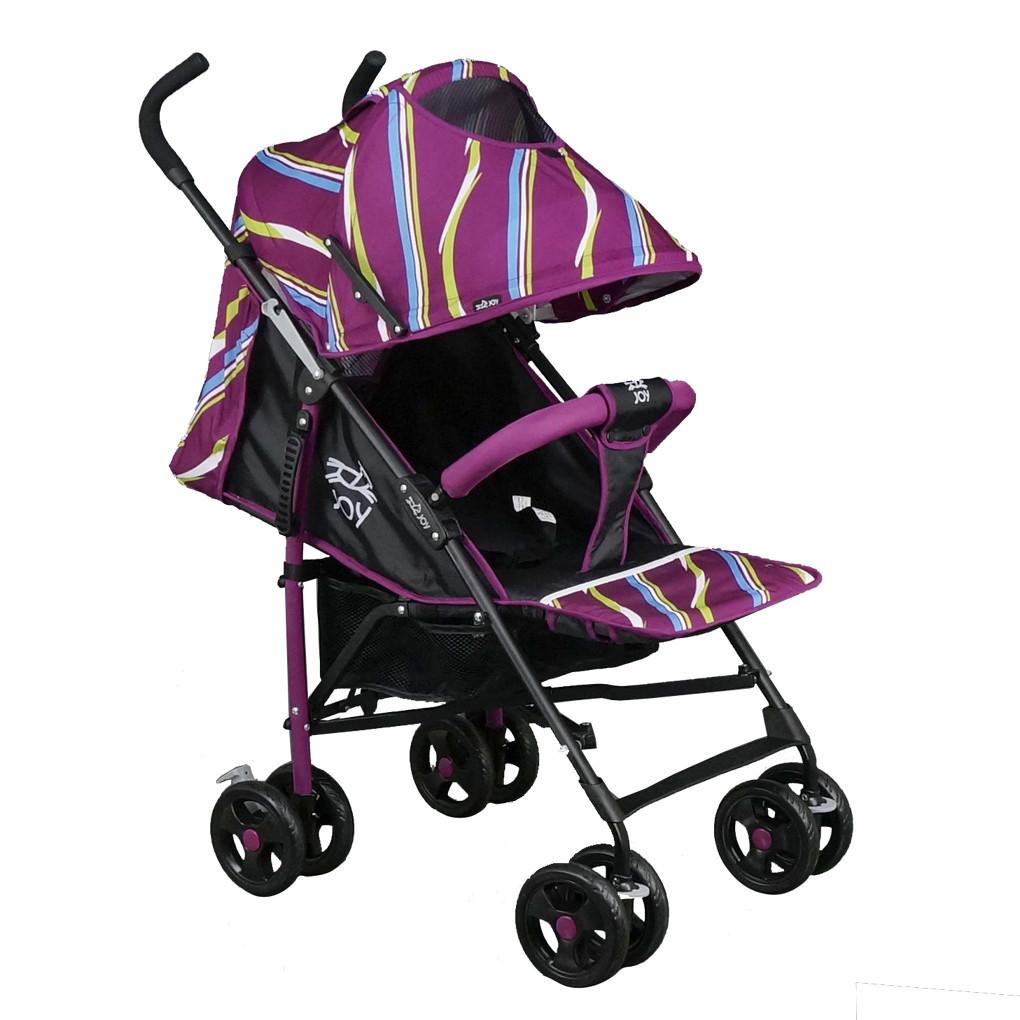 Коляска детская JOY S 608  Фиолетовый 47973