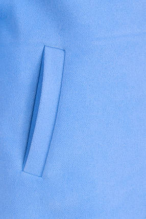 Яркий кардиган голубого цвета, фото 2
