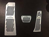 Накладки на педали AC Schnitzer для BMW F10, фото 1