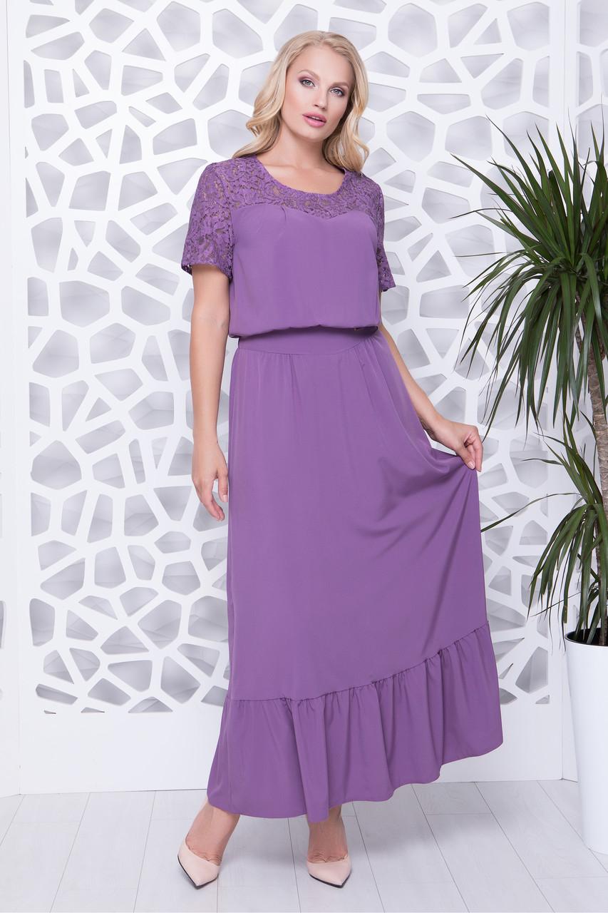 dd298cc91ecd4ca Нарядное летнее платье с 50 по 56 размеры - Интернет-магазин