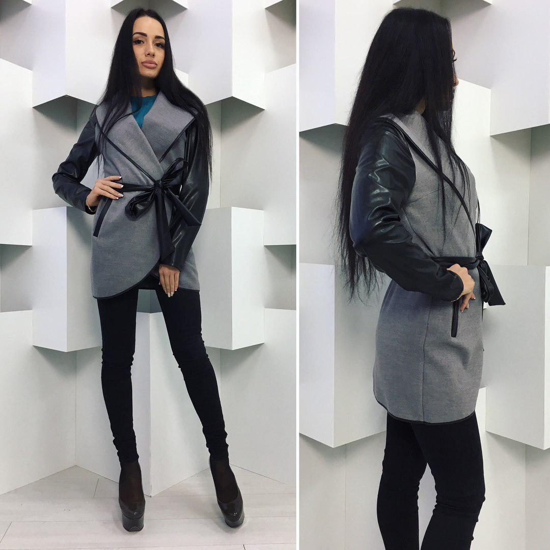Кардиган женский батал мод. 007