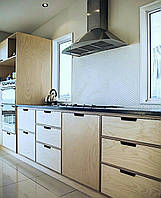 Мебель из фанеры для кухни