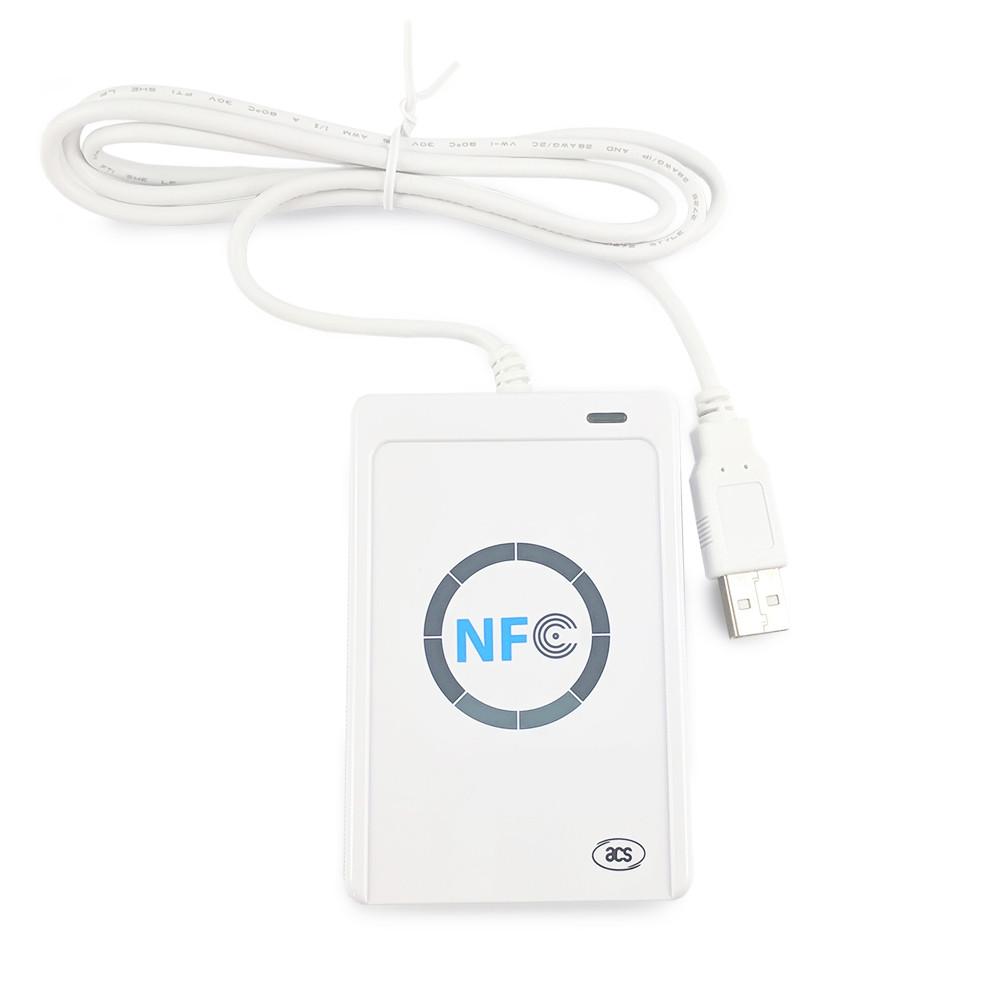 ✅ ACR-122U NFC RFID считыватель смарт-карт