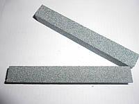 Брусок заточной абразивный 14А (электрокорунд нормальный) серый БКВ 150х13х13 40 СТ