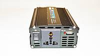 Инвертор преобразователь напряжения Power Inverter UKC 300W 12V в 220V, фото 3