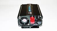 Инвертор преобразователь напряжения Power Inverter UKC 300W 12V в 220V, фото 4