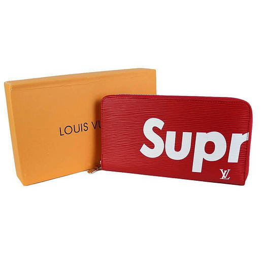 Кошелек SUPREME от Louis Vuitton