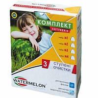 Комплект картриджей Watermelon №3