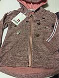 Спортивный костюм для девочек 110-116 см, фото 3
