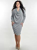 Платье теплое ботал р107