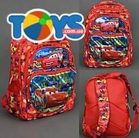Рюкзак школьный «Тачки», 555-455