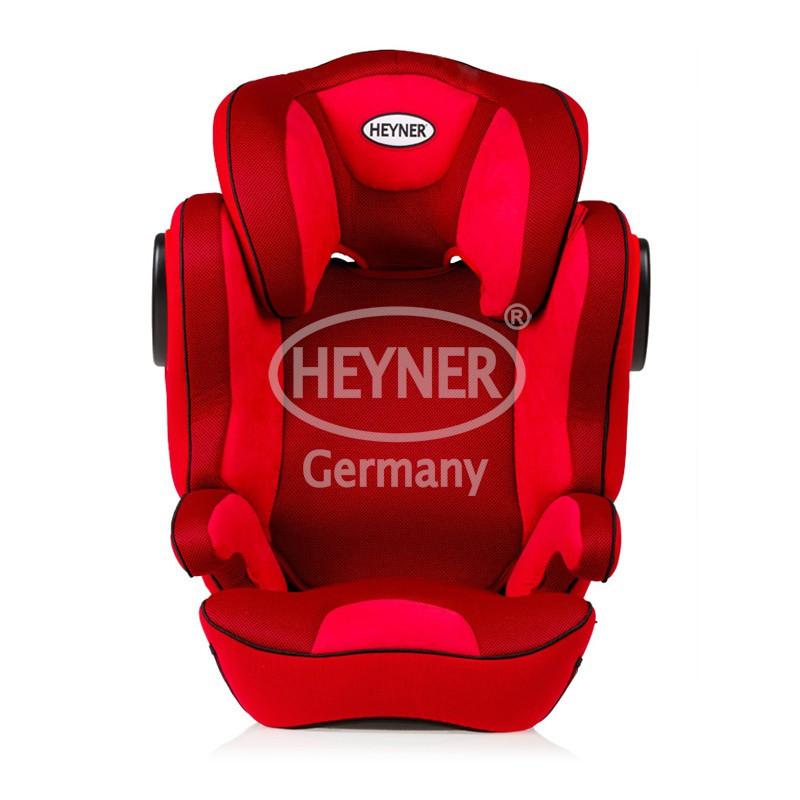 Автокрісло Heyner 15-36 кг MaxiProtect Ergo 3D-SP Racing Red 792 300