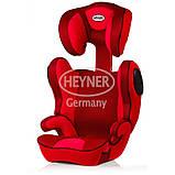 Автокрісло Heyner 15-36 кг MaxiProtect Ergo 3D-SP Racing Red 792 300, фото 2
