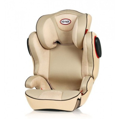Автокрісло Heyner 15-36 кг MaxiProtect Ergo 3D-SP Summer Beige 792 500