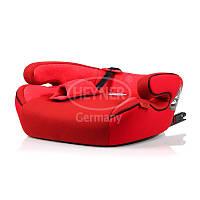 Автокресло бустер Heyner SafeUp Fix ComfortXL с ISOFIX  Racing Red 783 310