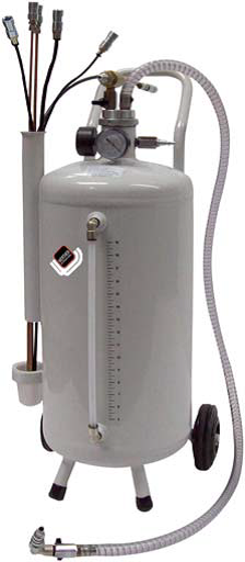Вакуумная маслосменная установка 1830