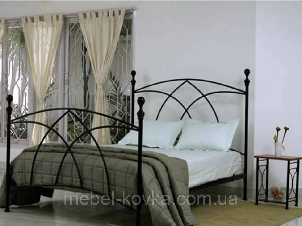 Ліжко коване 34 160х200