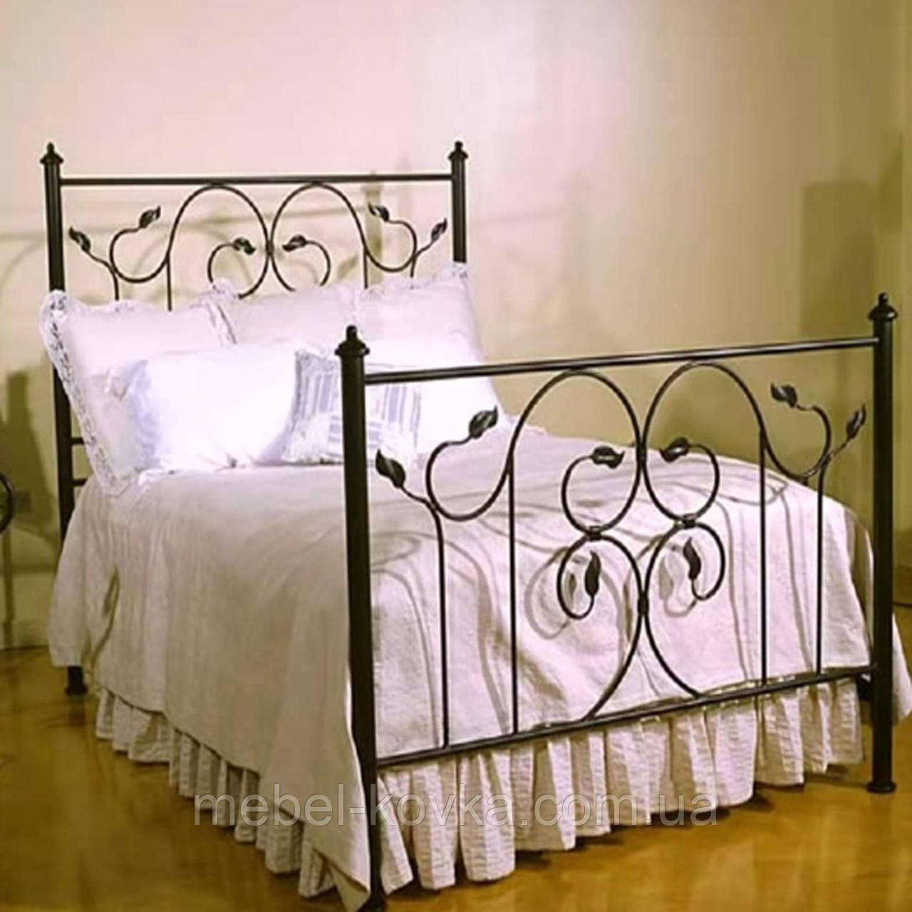 Кровать кованая 78 160х200