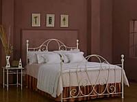 Кровать кованая 73 160х200