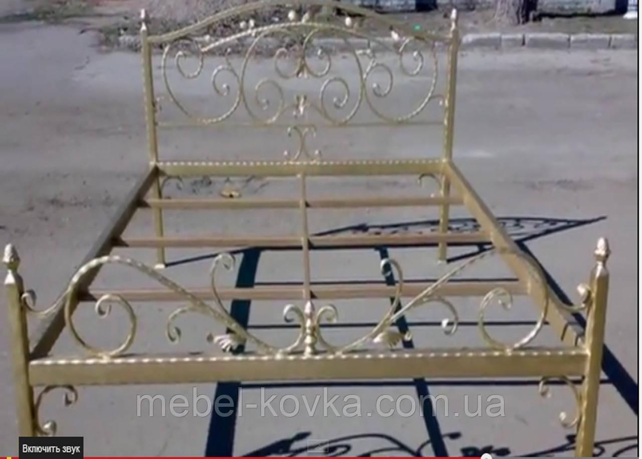 Кровать кованая 30 160х200