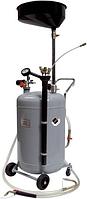 Вакуумная маслосменная установка на 80 л с набором щупов и воронкой