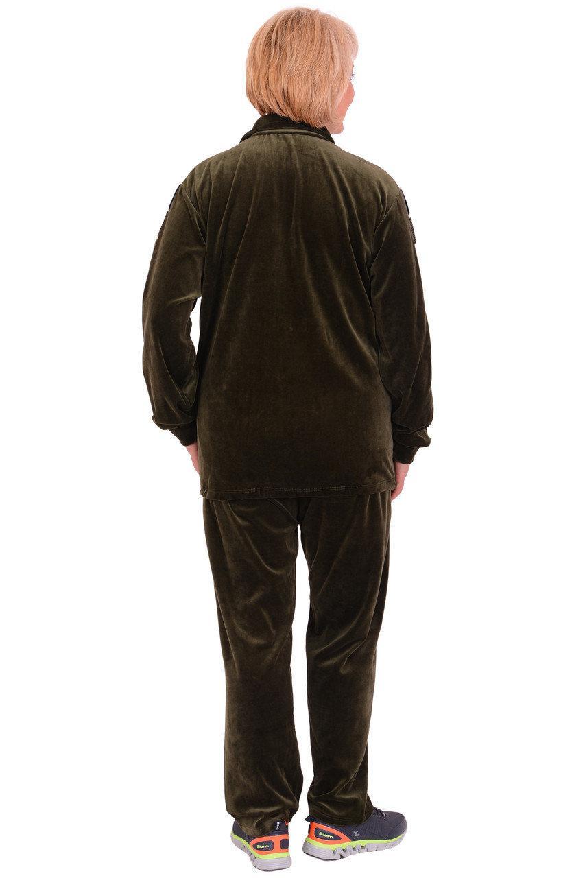 0200cdf1 Спортивный костюм AVK № 13 Оливковый - Интернет-магазин одежды «Parfe» в  Харькове