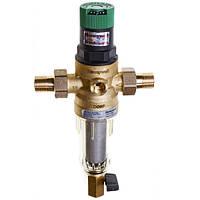 Самопромывной фильтр тонкой очистки Honeywell FK06F 1/2 AA с регулятором давления
