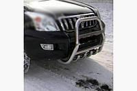 Кенгурятник высокий Toyota Land Cruiser Prado 120