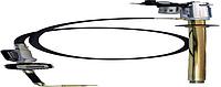 Набор для раздачи масла под бочку 200 л в комплекте с насосом 5:1, шлангом и цифровым пистолетом