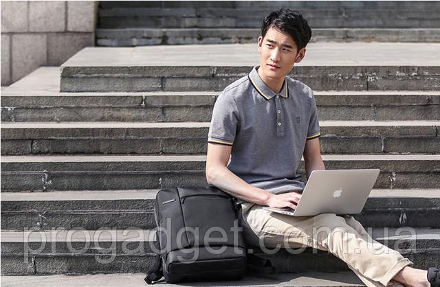 Xiaomi MI Backpack Classic BusinessBlack Бизнес рюкзак под ноутбук для настоящих бузинесменов!