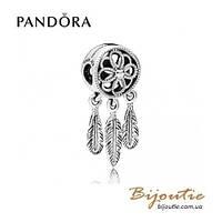 Pandora шарм-подвеска ЛОВЕЦ СНОВ #797200 серебро 925 Пандора оригинал