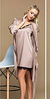 Комплект халат с пеньюаром