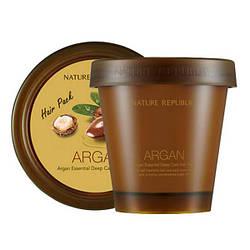 Аргановая Маска для Волос Nature Republic Argan Essential Deep Care Hair Pack 200 g