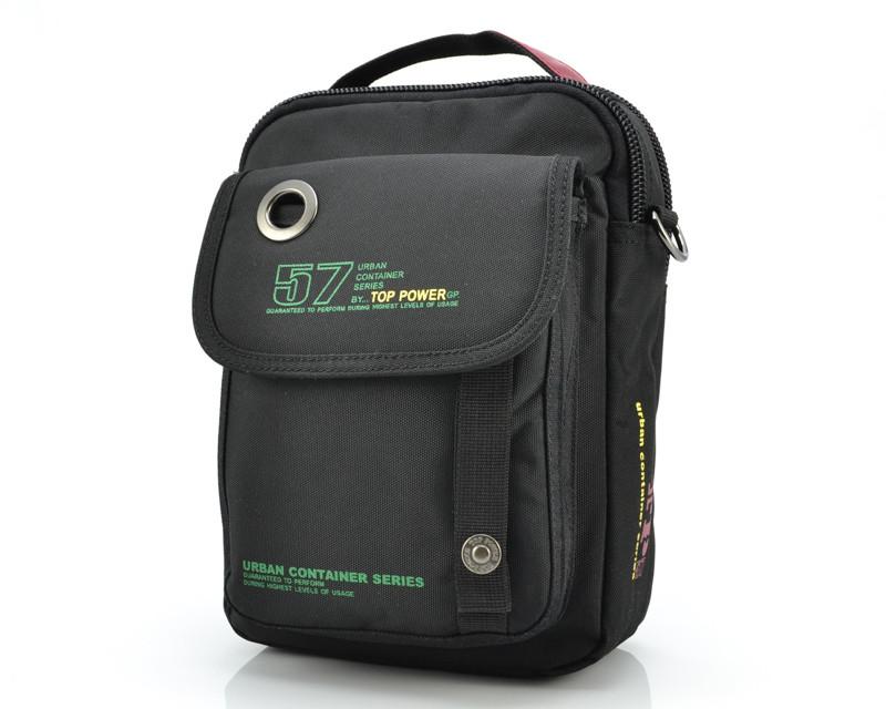 Молодежная сумка Top Power 0269 Black