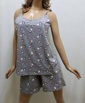 Пижама шорты и майка большого размера от 52 до 58 р-ра, Харьков, фото 3