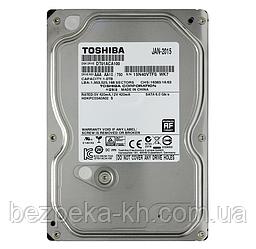 """Жесткий диск 3.5"""" SATA 1Tb Toshiba DT01ACA100"""