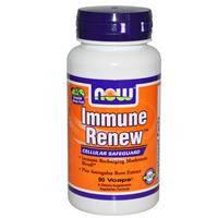Immune Renew (8 органических грибов) 90 капс онкопротектор  противоопухолевый иммунитет Now Foods USA