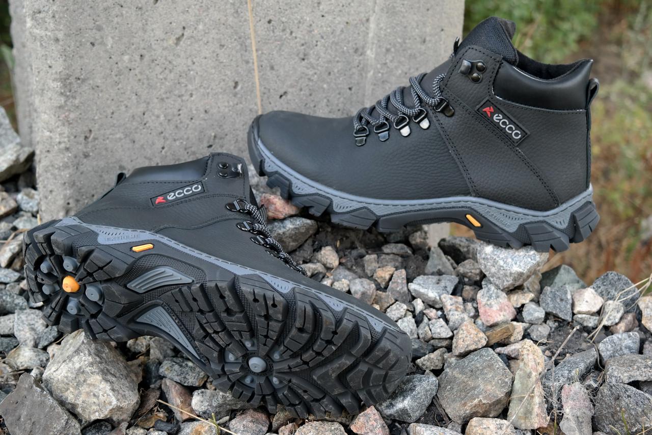92909290 ... Мужские зимние ботинки кроссовки Ecco прошиты проклеены, на шерсти Топ  продаж, ...