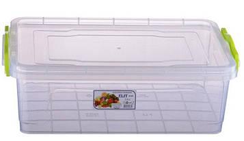 Контейнер пищевой 7л 25685 ELIT AL-Plastik