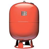 Бак для насосной станции на 100 литров. Гидроаккумулятор Насосы+ NVT 100