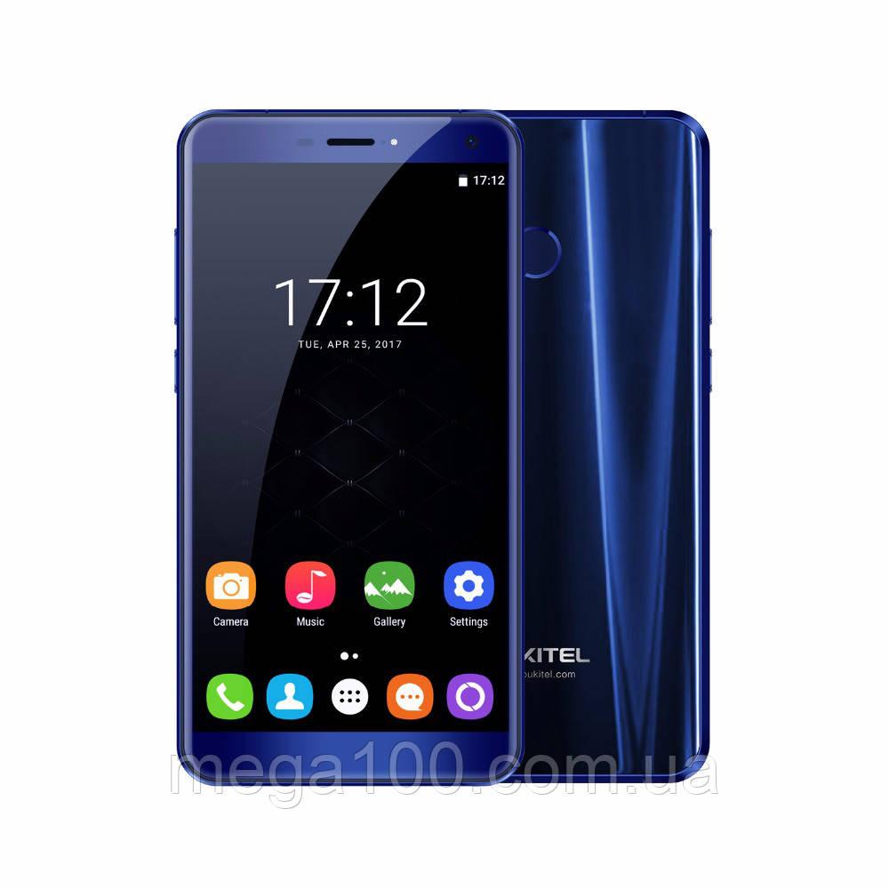 """Смартфон Oukitel u11 plus синий (""""5.7 экран, памяти 4/64Gb, акб 3700 мАч)"""