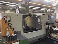 Вертикальный фрезерный обрабатывающий центр с ЧПУ HAAS VF 5, фото 1
