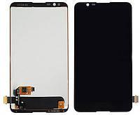 Дисплей (экран) для Sony E2104 Xperia E4/E2105/E2115/E2124 + с сенсором (тачскрином) черный Оригинал